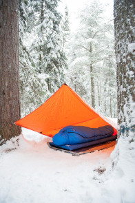 Winter Camping Algonquin Park
