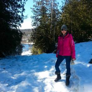 Ragged Falls Hike