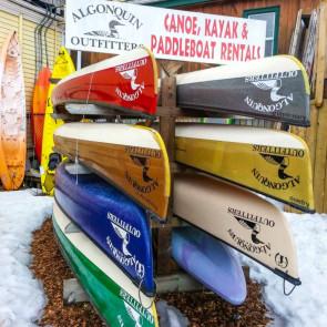 AO Rental Canoes