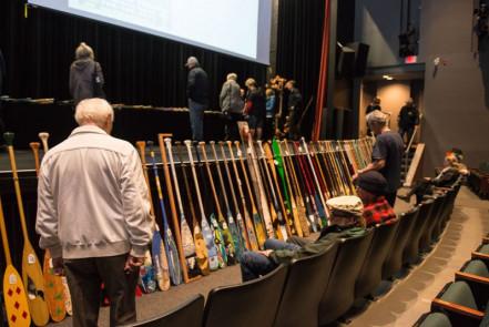 Tom Thomson Paddle Art Auction