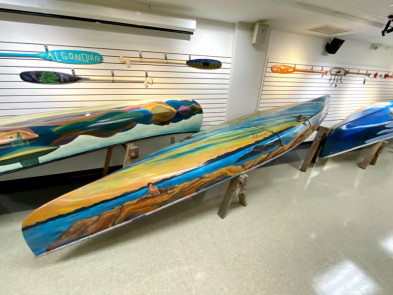 Frederic Varley Canoe
