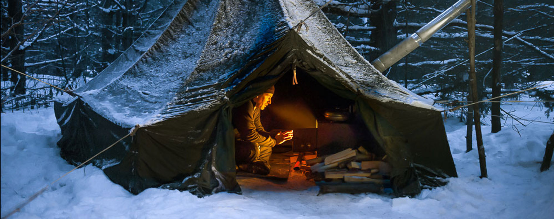 Winter Camping In Algonquin Park Algonquin Outfitters