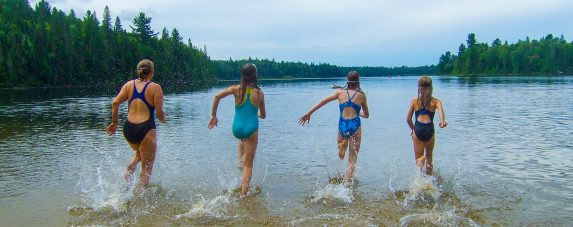 Camping with Kids in Algonquin Park