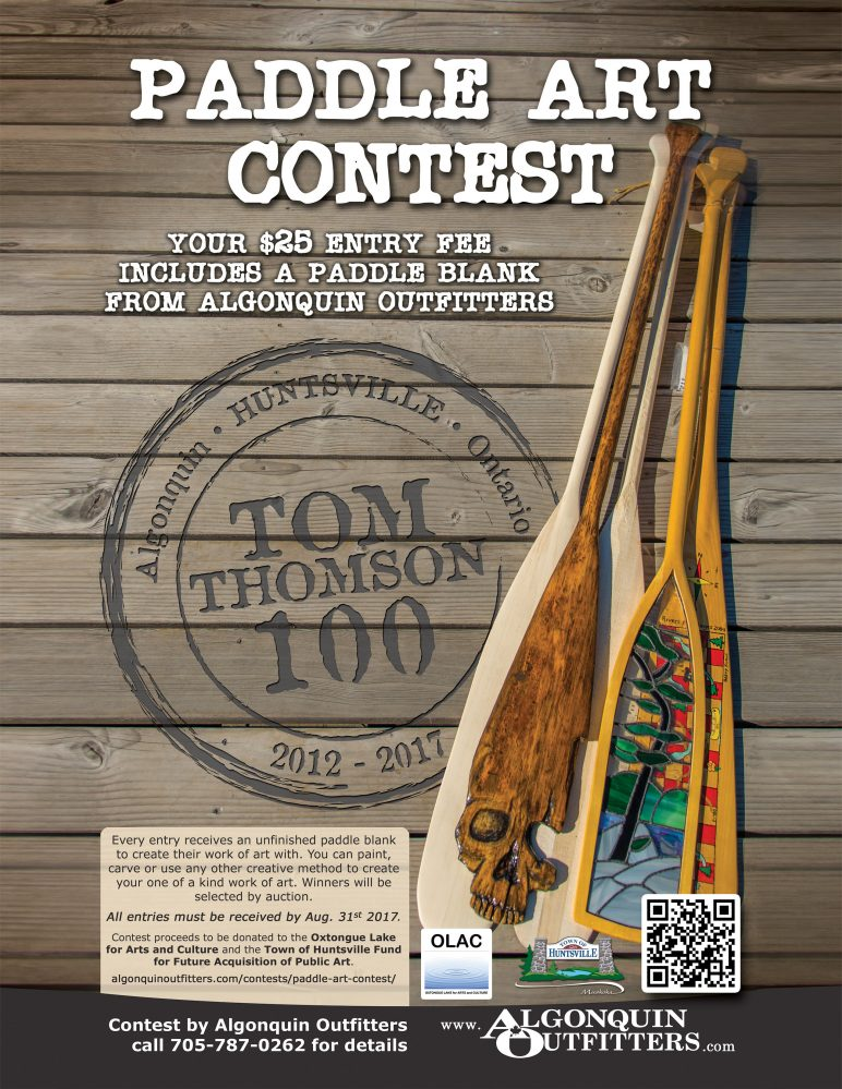 Paddle Art Contest