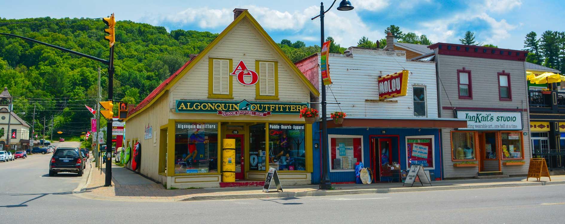 Algonquin Outfitters Haliburton