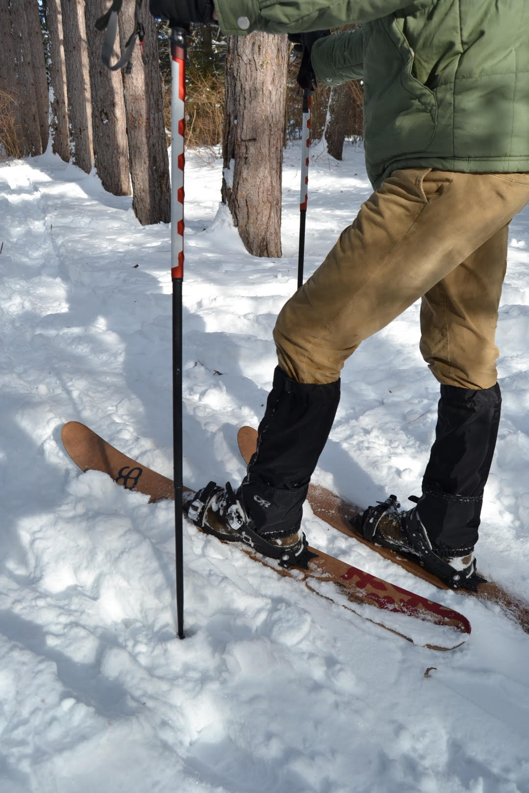 Cross Country Skis Algonquin Outfitters Your Outdoor