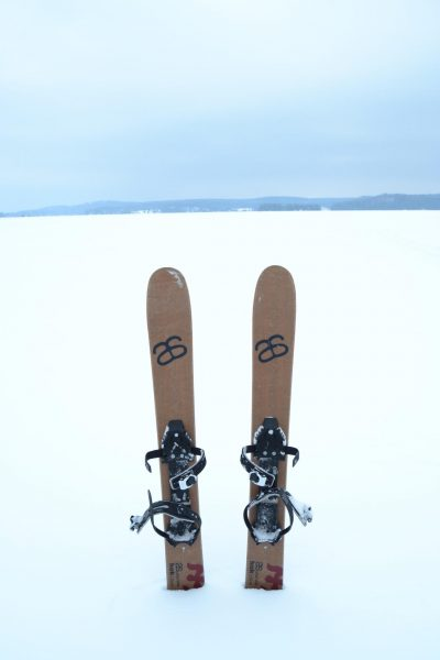 Altai Back Country Skis