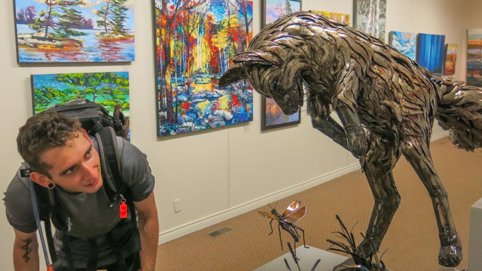 Algonquin Art Gallery