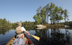 Custom Guided Canoe Trip