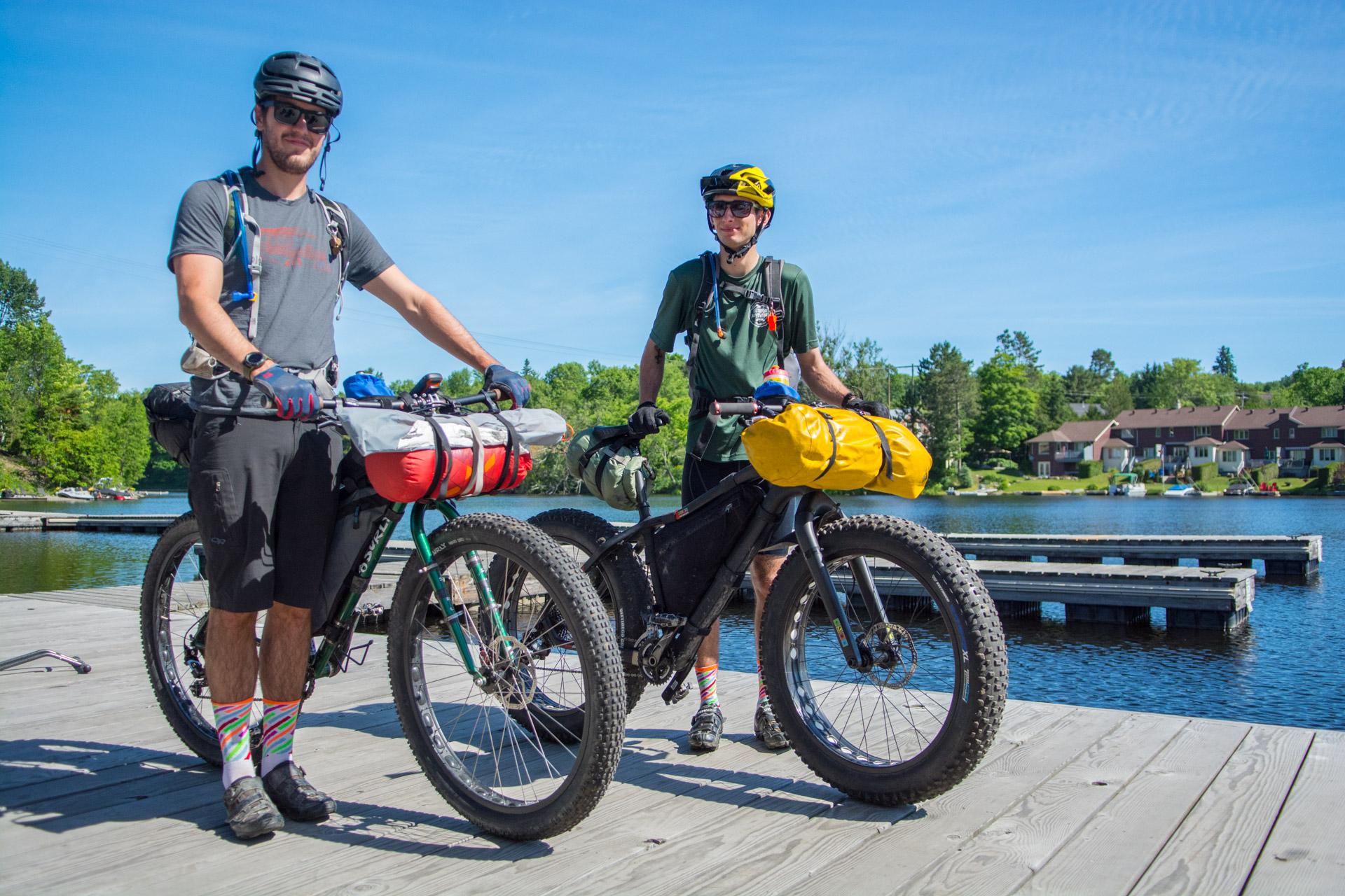 Bike Packing Huntsville