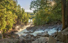 Ragged Falls Day Trip