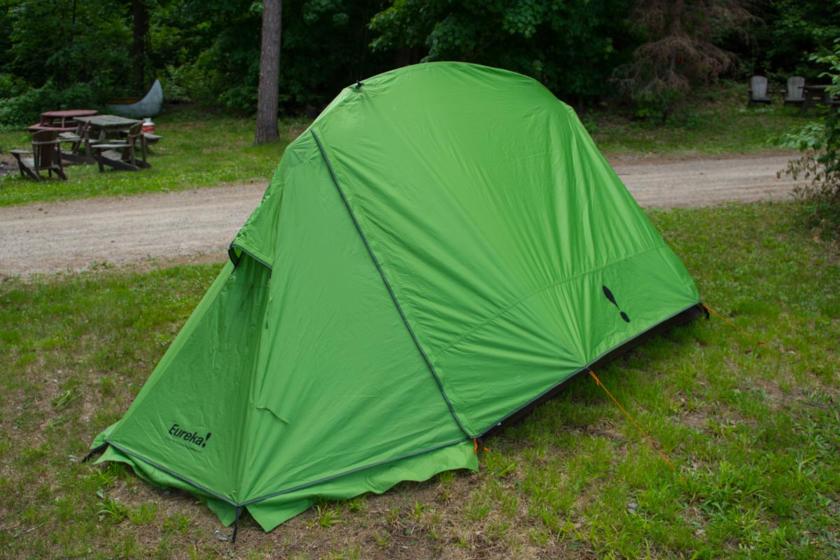 Eureka Timberline (4 person) $13.50 $13.50 View & Camping / Hiking - Algonquin Outfitters - Your Outdoor Adventure Store