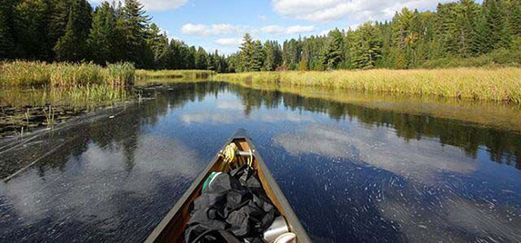 Canoe Trips Algonquin Outfitters