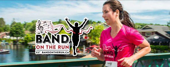 Band on the Run - Huntsville Half Marathon @ Huntsville, Ontario | Huntsville | Ontario | Canada