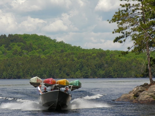 Opeongo Water Taxi