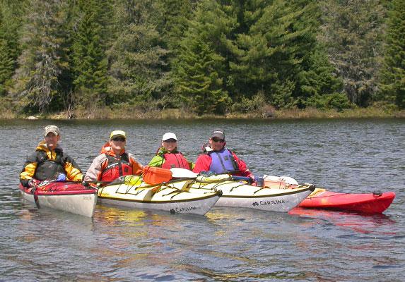 Opeongo Kayaking