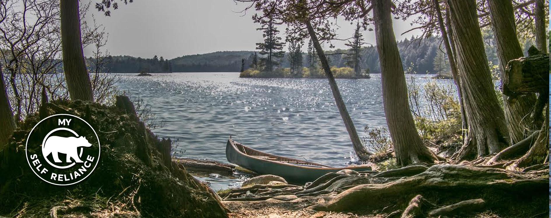 Calendar Myanmar : An algonquin park solo canoe trip by shawn james