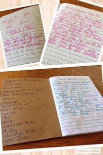 Gracie's PITPC CLUE Notebook