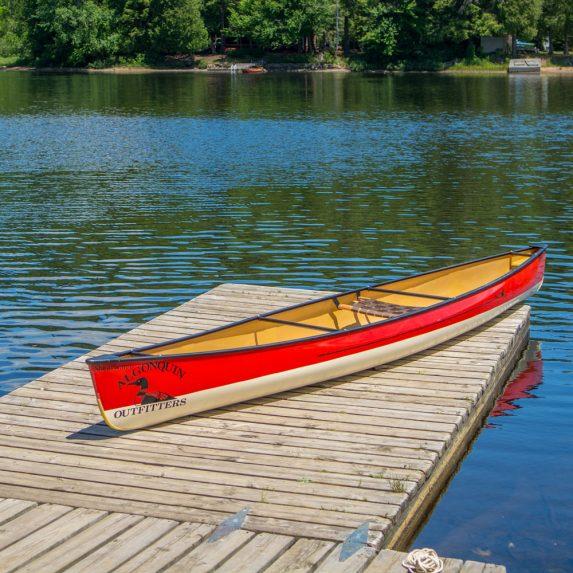 Solo Canoe