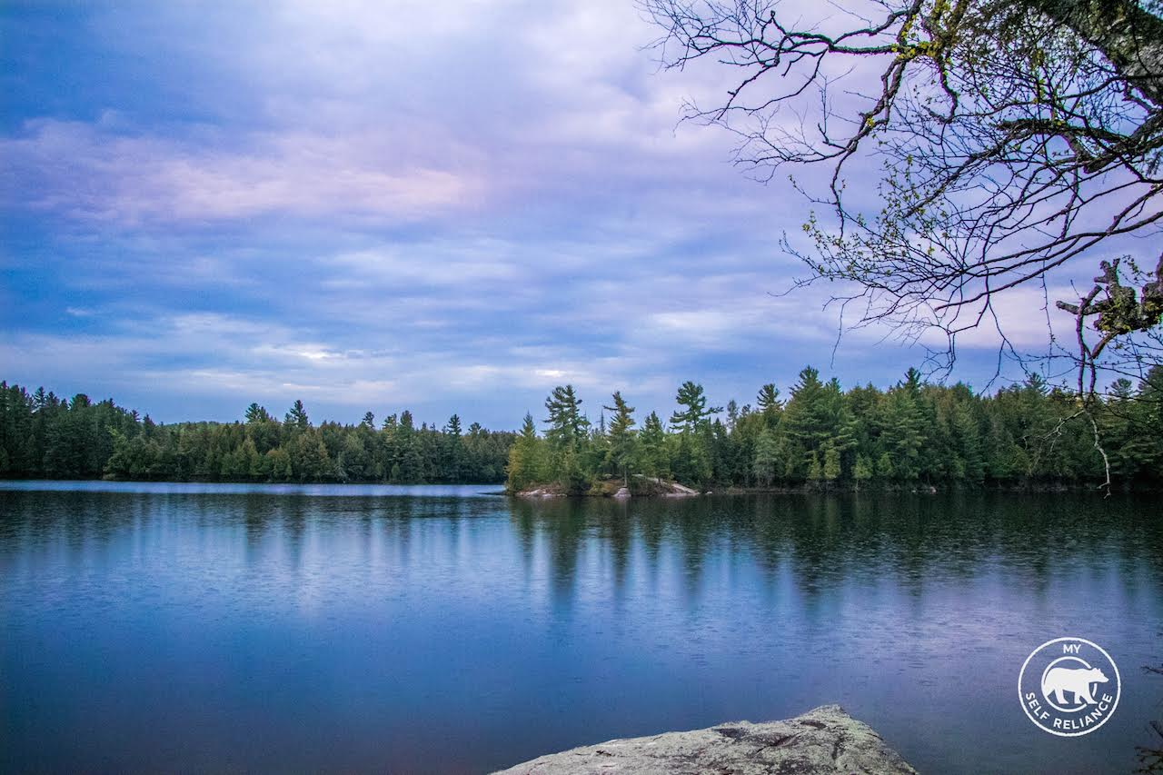 An Algonquin Park Solo Canoe Trip By Shawn James