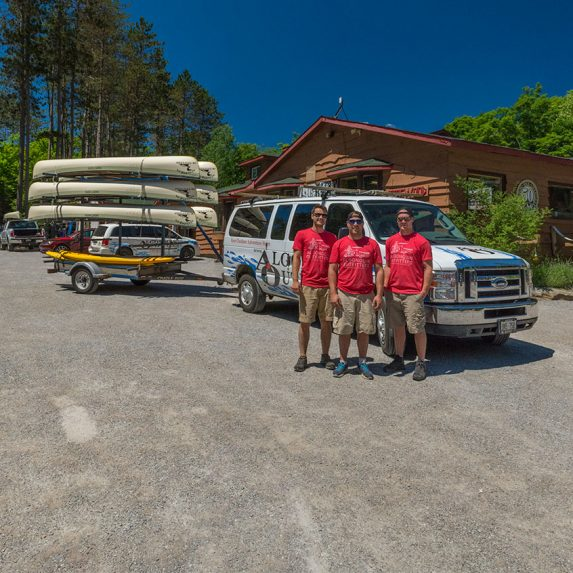 campground delivery