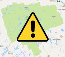 Algonquin Park Advisory
