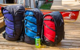 Expedition Canoe Packs