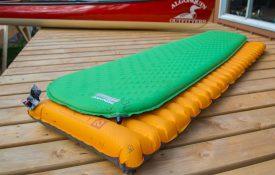Full length sleeping pads