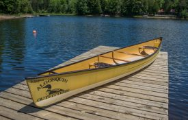 Superlight Swift Kipawa Canoe
