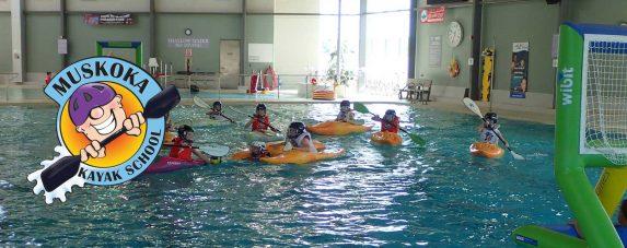 Adult Kayak Polo @ Canada Summit Centre | Huntsville | Ontario | Canada
