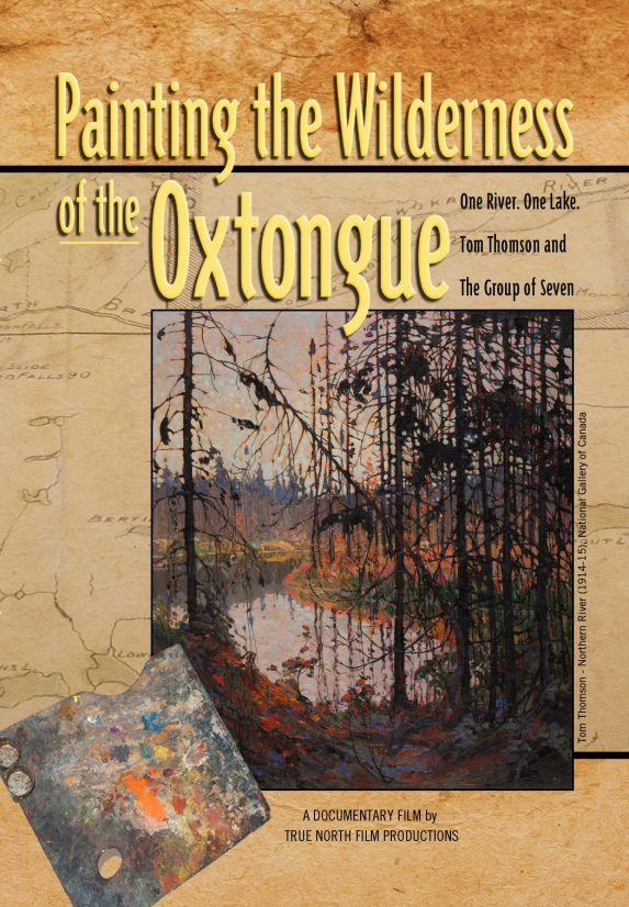 Painting the Wilderness of the Oxtongue