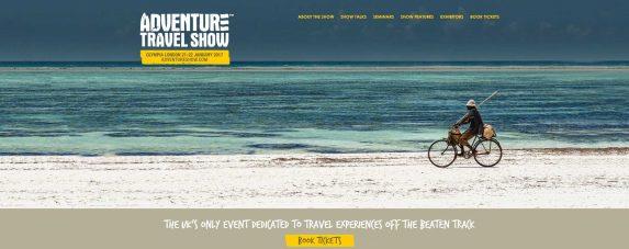 UK Adventure Travel Show @ Olympia | United Kingdom