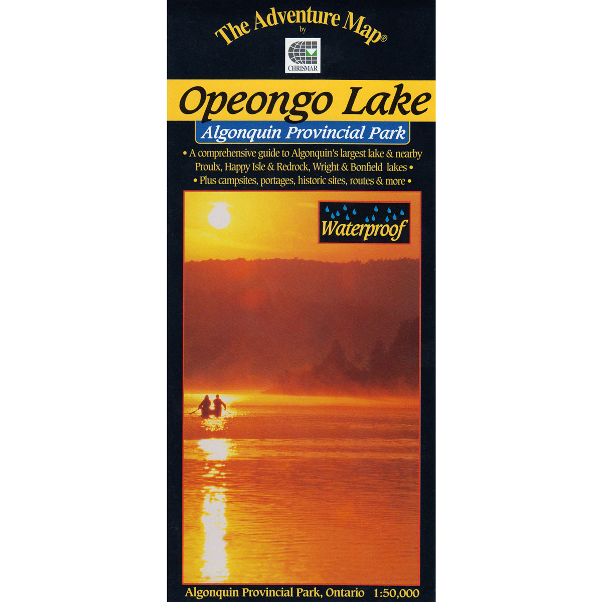 Chrismar Maps Lake Opeongo