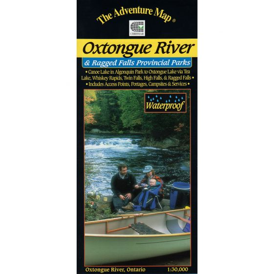Chrismar Maps Oxtongue River
