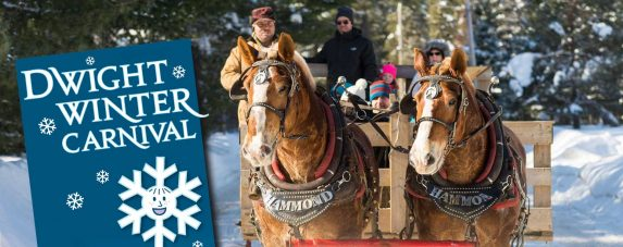 Dwight Winter Carnival 2020 @ Dwight Community Centre | Dwight | Ontario | Canada