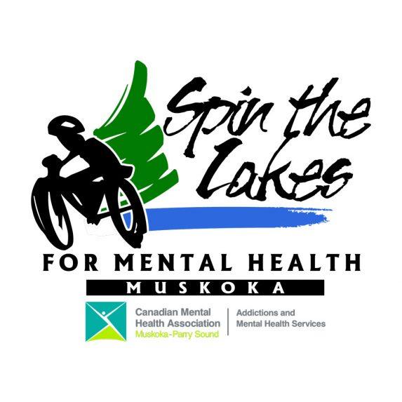 Spin the Lakes Logo