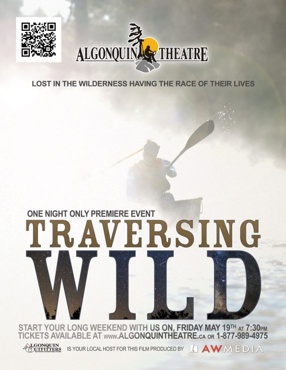 Traversing Wild Poster