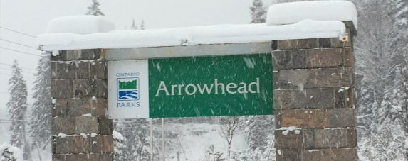 Winter adventures in Arrowhead