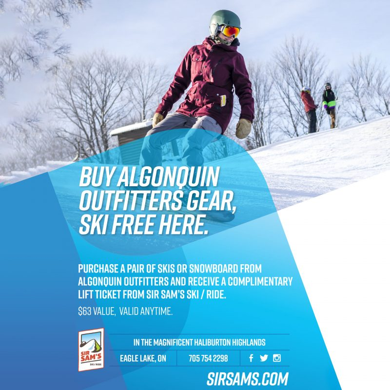 Sir Sams Ski Area