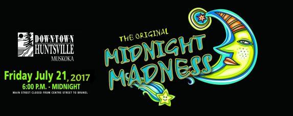 Huntsville Midnight Madness 2017 @ Downtown Huntsville | Huntsville | Ontario | Canada