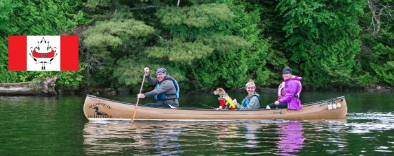 If a canoe could talk