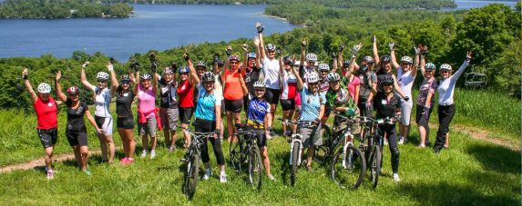 Ladies Bike Camp + Spa Day @ Sir Sam's Ski & Bike | Eagle Lake | Ontario | Canada