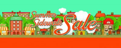 Summer Sidewalk Sale @ Downtown Huntsville | Huntsville | Ontario | Canada