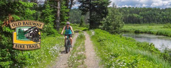 Algonquin Old Railway Bike Trail