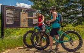 Old Railway Bike Trail Day Trip
