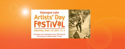 Oxtongue Lake Artists' Day Festival @ Oxtongue Lake Community Centre | Dwight | Ontario | Canada