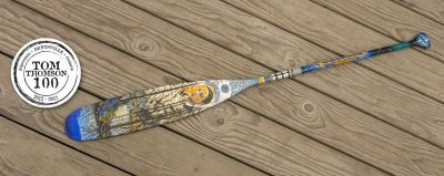 Jaine Marson Tom Thomson Paddle Art Contest