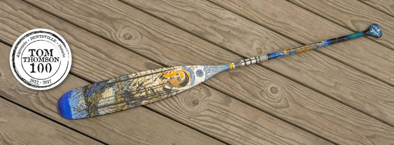 Jaine Marson Tom Thomson Paddle Art Contest