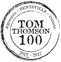 Tom Thomson 100 years Huntsville Ontario