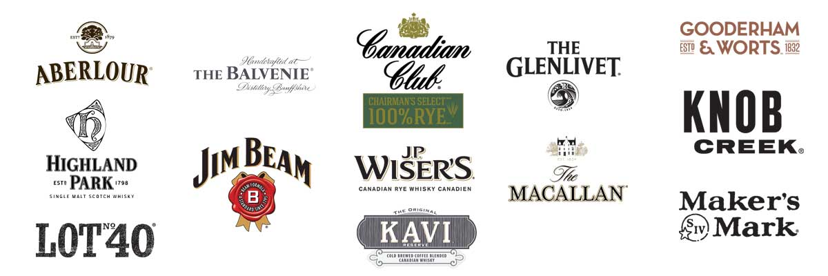 Relish and Whisky Brands